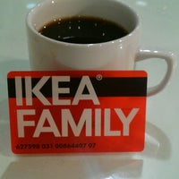 Photo taken at IKEA by Andrey D. on 4/1/2013