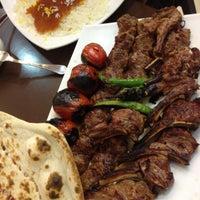 Photo taken at Shemroon Kabab House by Ali B. on 7/27/2013