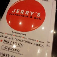 Photo taken at Jerry's Famous Deli by Avia X. on 1/13/2013