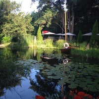 Photo taken at Parkhotel Gütersloh by Grant D. on 7/31/2014