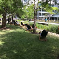 Photo taken at Chiswick Business Park by Grant D. on 6/23/2017