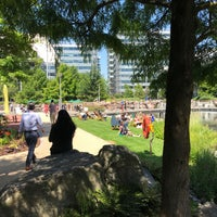 Photo taken at Chiswick Business Park by Grant D. on 7/5/2017
