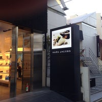 Photo taken at Marc Jacobs Aoyama by Grant D. on 11/1/2012