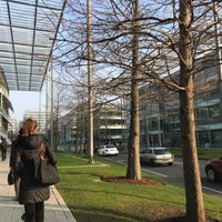 Photo taken at Chiswick Business Park by Grant D. on 2/21/2018
