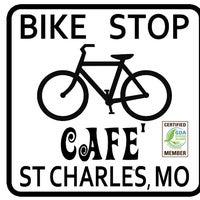 Photo taken at Bike Stop Cafe by Bike Stop Cafe on 8/12/2015