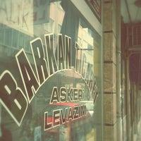 Photo taken at Barkan Ticaret by Kaan C. on 1/29/2015
