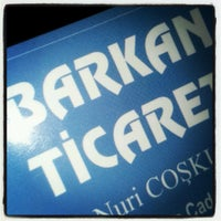 Photo taken at Barkan Ticaret by Kaan C. on 7/17/2013