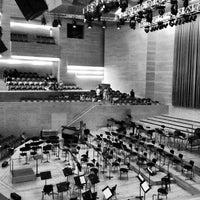 Photo taken at L'Auditori by Javier O. on 6/30/2013