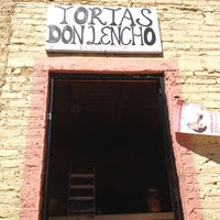 "Photo taken at Tortas ""Don Lencho"" desde 1978 by Diana A. 🍒 on 2/21/2013"