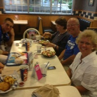 Photo taken at Culver's by Rick B. on 5/18/2013