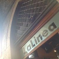 Photo taken at Bar La Linea by Flavio P. on 10/7/2012