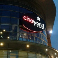 Photo taken at Cineworld by Zahar H. on 12/9/2012