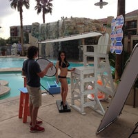 Photo taken at Hooters Hotel & Casino by Hooters Calendar on 4/11/2013