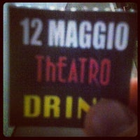 Photo taken at Theatro by Fabio Z. on 9/23/2012