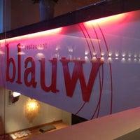 Das Foto wurde bei Restaurant Blauw von Agus H. am 12/18/2012 aufgenommen