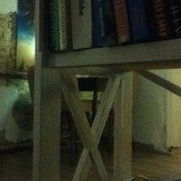 Снимок сделан в Арт-кафе «5 комнат» пользователем Agatha 6/18/2013
