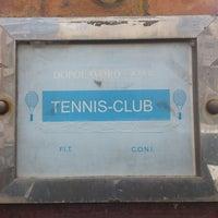 Foto scattata a Circolo Tennis Dopolavoro ATAC da Francesco H. il 3/3/2013
