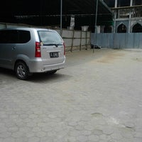 Photo taken at Masjid Taqwa by verindo g. on 12/3/2013