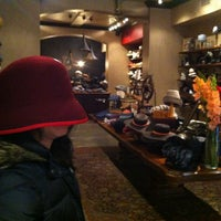 Photo taken at Goorin Bros. Hat Shop - French Quarter by Shady Tracey on 1/2/2013