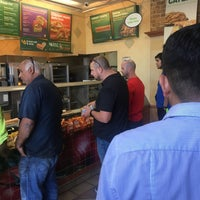 Photo taken at Subway by George B. on 7/17/2017
