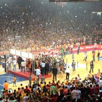 Photo taken at Abdi İpekçi Arena by Mehmet y. on 6/15/2013