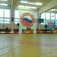 Photo taken at Военный Институт Физической Культуры by Дарья С. on 11/4/2012