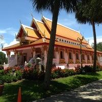 Photo taken at Wat Mongkolratanaram Buddhist Temple by Mark Z. on 7/21/2013