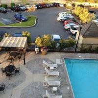 Photo taken at Ayres Hotel Swimming Pool by Öner C. on 4/21/2013