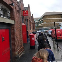 Photo taken at Royal Mail Stockwell Delivery Office by Antonio on 1/14/2017