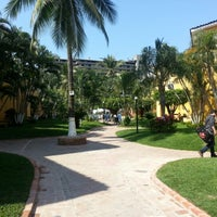 Photo taken at Costa Club Punta Arena Hotel by Alan M. on 1/25/2013