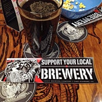 Photo taken at Craft Brewing Company by Tim O. on 6/4/2014