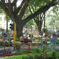 Photo taken at Taman Lalu Lintas by Jefriando C. on 6/12/2016