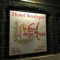Photo taken at Hotel La casa de los arcos by Danny R. on 6/17/2017