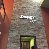 Photo taken at Subway Cafe by Danny R. on 7/1/2016