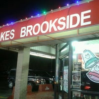 Photo taken at Jake's Brookside by Allison K. on 12/16/2012