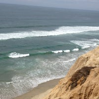 Photo taken at Torrey Pines State Natural Reserve by Charissa C. on 3/3/2013