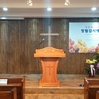 Photo taken at 두드림교회 by saveasoul Y. on 2/15/2014