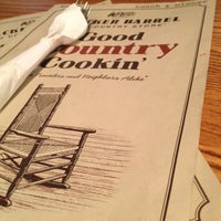 Photo taken at Cracker Barrel Old Country Store by Morgan M. on 2/26/2012