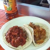 Photo taken at Tacos Merasai by Peblo T. on 11/13/2013
