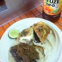 Photo taken at Tacos Merasai by Peblo T. on 10/3/2014