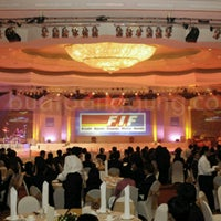 Photo taken at Grand Ballroom by Gary L. on 4/6/2014