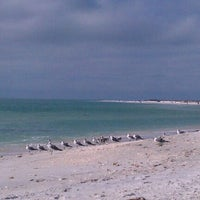 Photo taken at Lido Beach by Paula M. on 11/15/2012