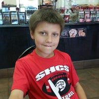 Photo taken at Cold Stone Creamery by Amy F. on 9/25/2014