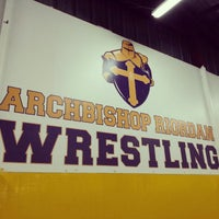 Photo taken at Archbishop Riordan High School by Sean U. on 2/26/2013