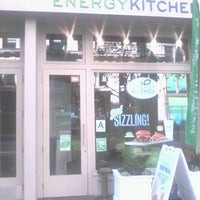 Photo taken at Energy Kitchen by Cross D. on 11/21/2012