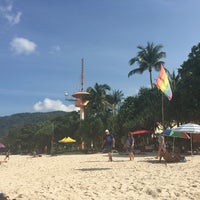 Photo taken at Gay Beach Patong by Денис on 1/14/2017