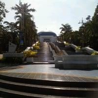 Photo taken at National Planetarium (Planetarium Negara) by Khorish M. on 3/16/2013