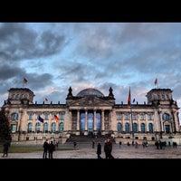 Photo taken at Reichstag by Daniel Eran D. on 1/2/2013
