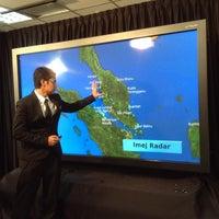 Photo taken at Jabatan Meteorologi Malaysia by Auwatif A. on 4/17/2014