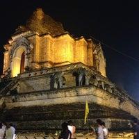 Photo taken at Wat Chedi Luang Varavihara by RongP K. on 7/22/2013